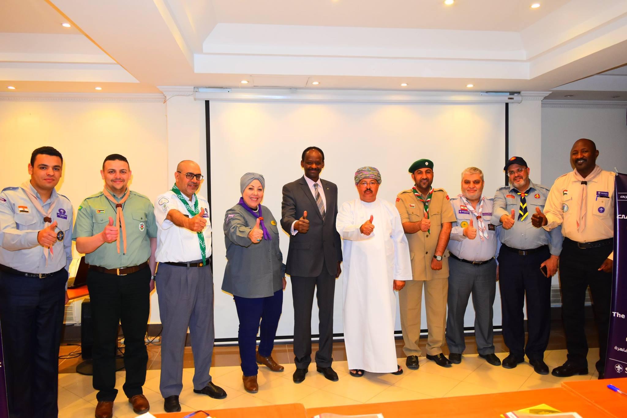 Photo of اللجنة الكشفية العربية للعلاقات العامة والاعلام تعقد اجتماعها بالقاهرة