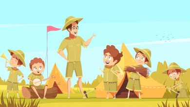 Photo of النسخة الأولى من الاستفتاء الوطني لانتقاء 10 قيادات شبابية الأكثر تأثيرا في الحركة الكشفية المغربية