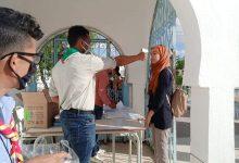 صورة منظمة الكشاف التونسي تساهم في تأمين عودة الطلاب إلى المؤسسات التعليمية